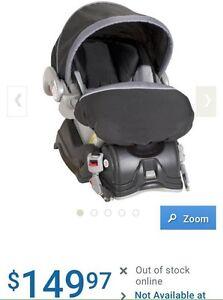 Baby Trend Car Seat & Base
