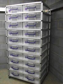 20 X 33 litre draw pro-rack