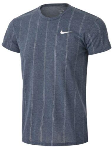 NWT! Nike NikeCourt Challenge Men's Tennis Top Size M CI9146-451 (#3448)