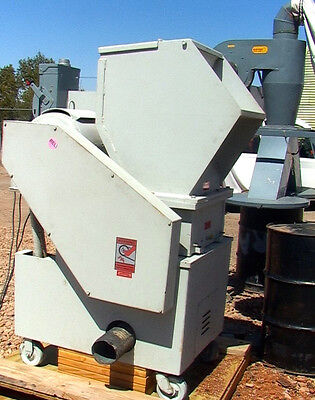 25hp Sem 22hd 20 Security Disintegrator Shredder Chopper Chipper Granulator Wit