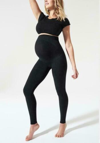 BLANQI Everyday Maternity Support Leggings in Black Size M