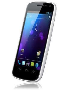 Features of the Samsung Google Nexus