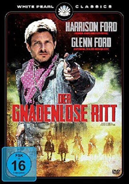 HARRISON/FORD,GLENN FORD - DER GNADENLOSE RITT (ORIGINAL KINOFASSUNG)  DVD NEU