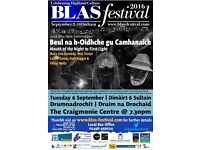 BLAS Festival 2016 - Drumnadrochit