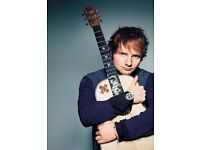 Ed Sheeran ticket! 25th April! Nottingham