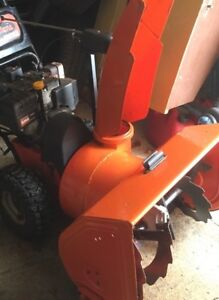 For sale Ariens  snow king snowblower 10/27 $450 works great