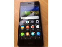 Huawei P8 Light (Factory Unlocked) in Immaculate Condition