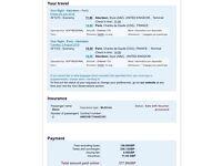 Flights to Paris (CDG)