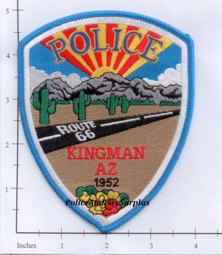 Arizona - Kingman AZ Police Dept Patch