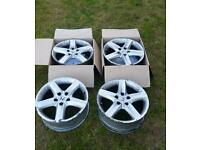 Honda Civic Alloy Wheels 17""