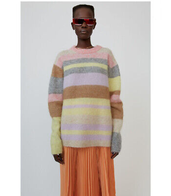 ACNE STUDIOS Kalbah Mohair Oversized Sweater NWT