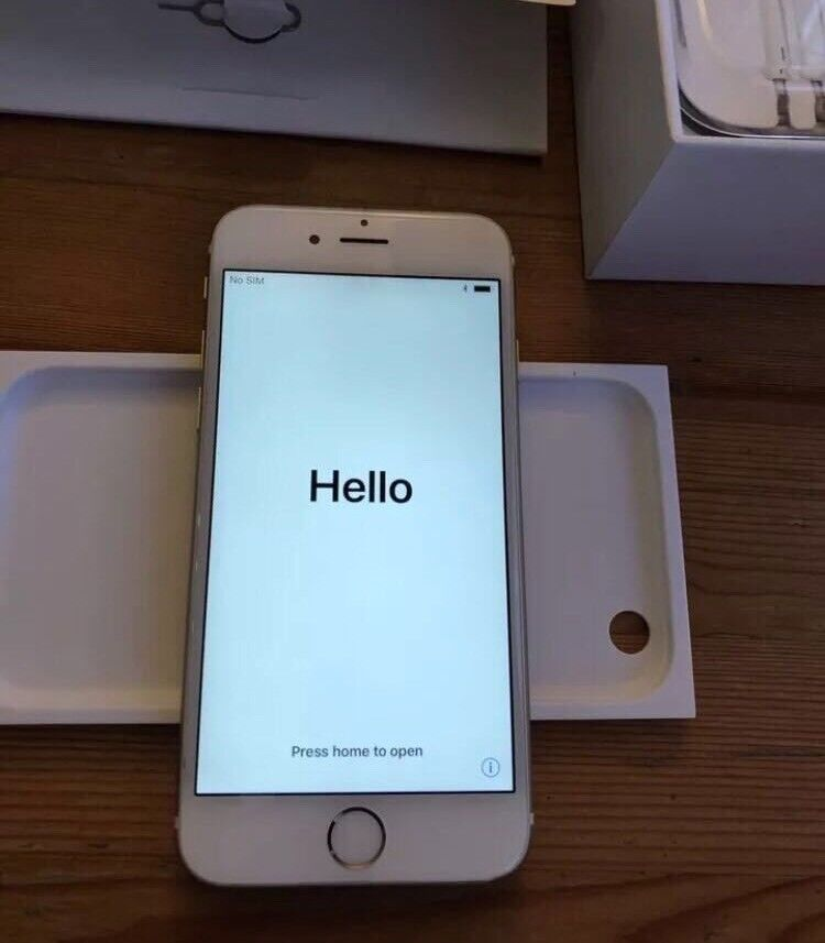 Apple IPhone 6 16GB Unlocked All Network Boxed