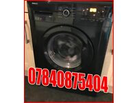 Black washer 7kg can deliver vgc