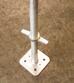 ADJUSTABE SCAFFOLD JACK - BASE JACK for SCAFFOLDING