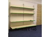 Retail shop Shelves for sale/ Gondola Shelves for sale