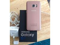 PRICE REDUCED. samsung galaxy s7 excellent condition like new need to sell quik.