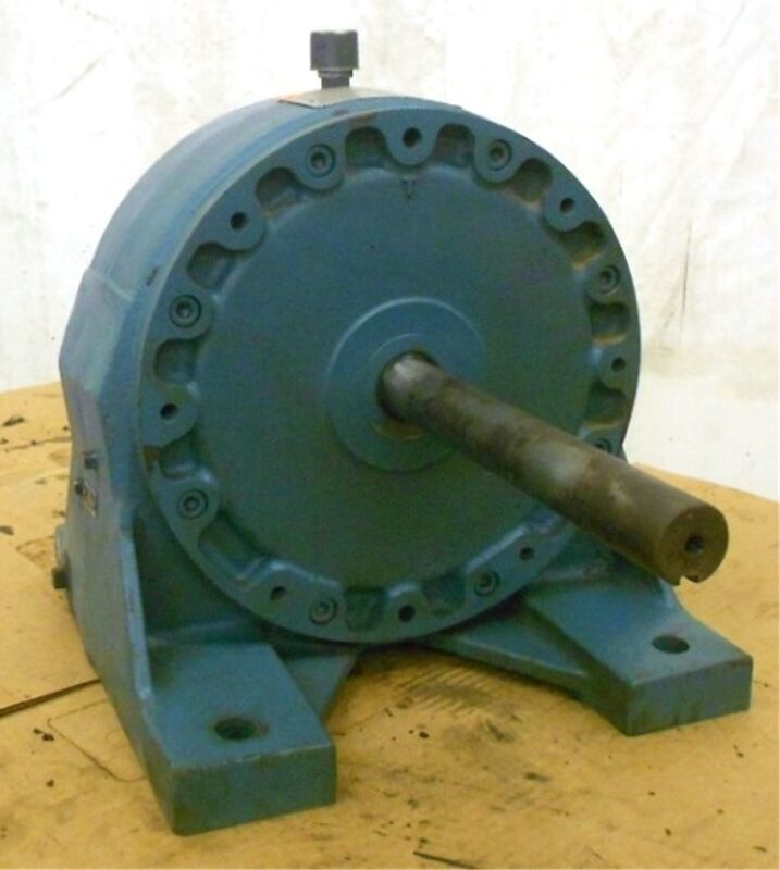LINK-BELT IN-LINE HELICAL GEAR SPEED REDUCER, 7783X754-1, 11.0 HP, RATIO: 11.49