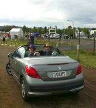 2007 Peugeot 207 Convertible McMahons Point North Sydney Area Preview