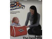 Tummy with Mummy in purple