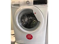 HOOVER 8kg washing machine 1400 spin £100 good condition