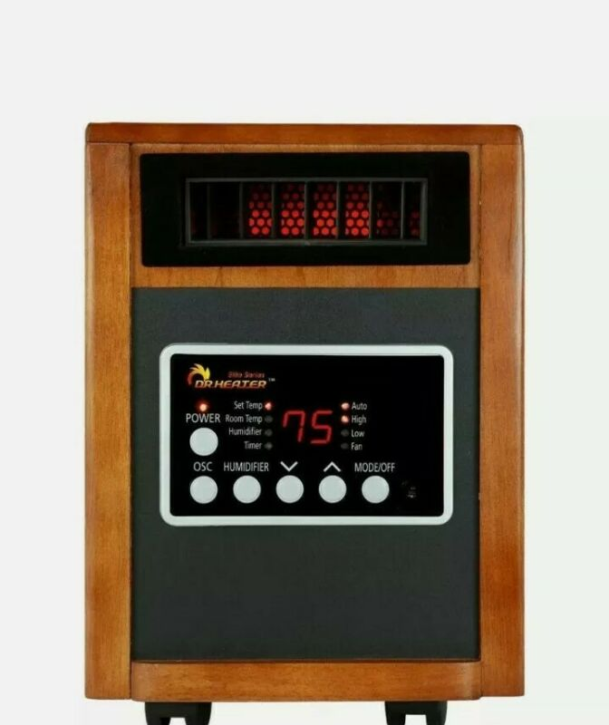 Dr. Infrared Heater DR998 Elite Series Space Heater free shipping