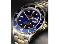 Rolex Watches Wanted - For Sale
