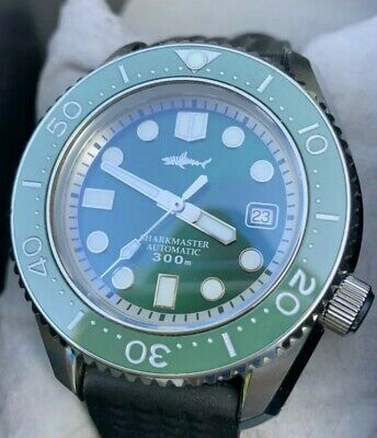 Sharkmaster 300m Auto Divers Watch....Awesome👍