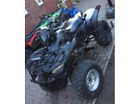 Suzuki king quad 2010