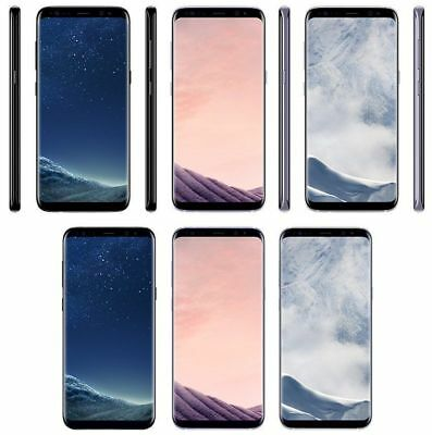 "New Samsung Galaxy S8 SM-G950T T-Mobile UNLOCKED 5.8"" 64GB 4G Android Smartphone"