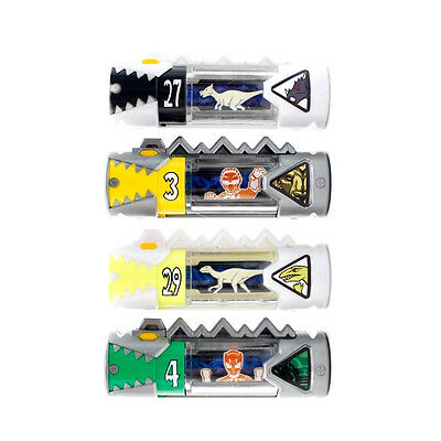 Bandai Kyoryuger Dino Force Brave Zyudenchi Beast Battery Set 02 Dino Cell  New