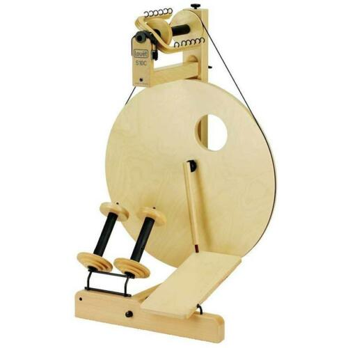 Louet S-10 Single Treadle Spinning Wheel - FREE Shipping