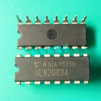 2pcs Uln2003 Apg Uln2003 A Dip-16 Toshiba Toshiba New Original Direct Insert Ic
