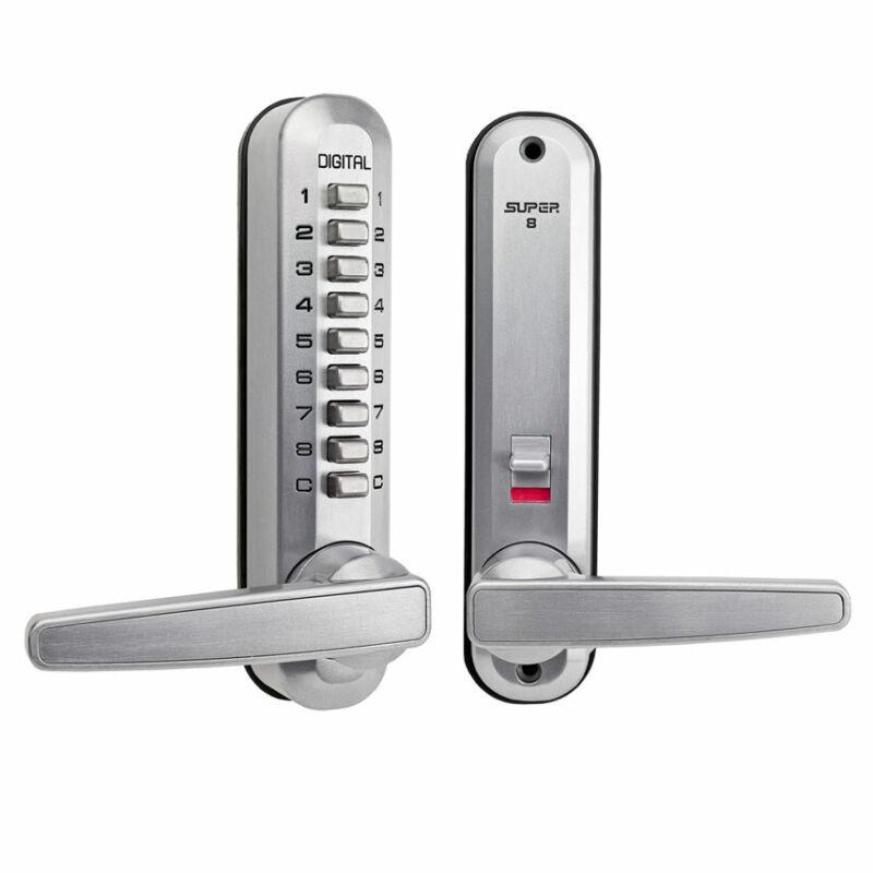 Lockey Super 8 Digital Lock (7055-SC)