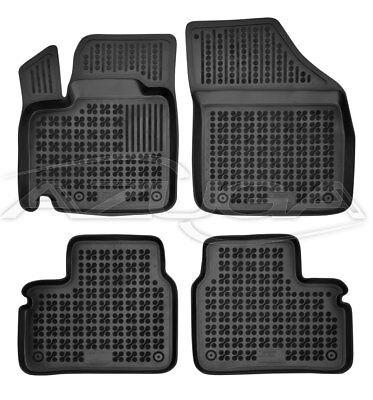 3D Gummi-Fußmatten Gummimatten für Suzuki Ignis ab 2017 hohe Automatten m. Rand
