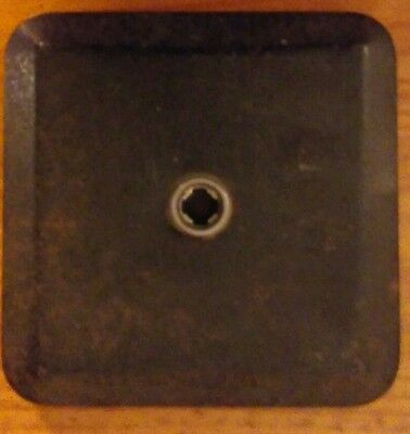 Vintage Northwestern Candy Machine Top Lid Only - Black