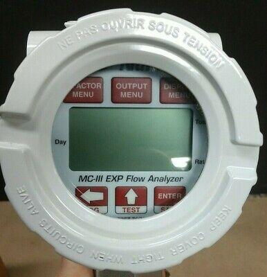 Cameron Nuflo Mc-111 Exp Flow Analyzer 9a-50179024 Packaged Date 04-14-20