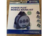 Power plus mobile mains kit