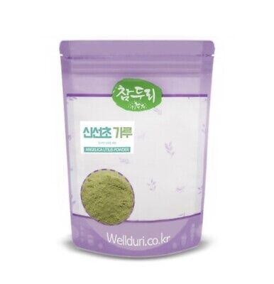 Angelica Keiskei Powder 100% Natural Tea Ashitaba Dong Quai Antioxidant 200g