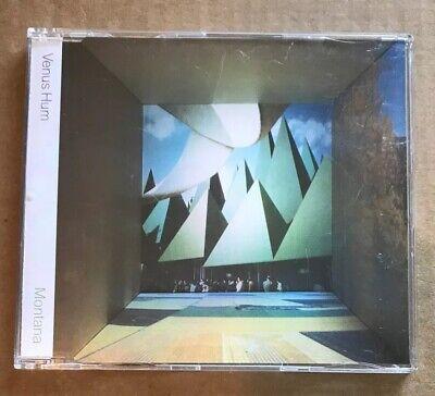 Venus Hum – Montana - 3 TRACK PROMO CD