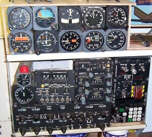 AIRCRAFT INSTRUMENTS AVAILABLE  !