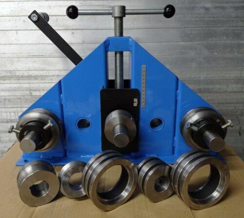 Heavy Duty Ring Roller, Tube, Square, Flat Bars, Roller, Profile Box, Roll Bende