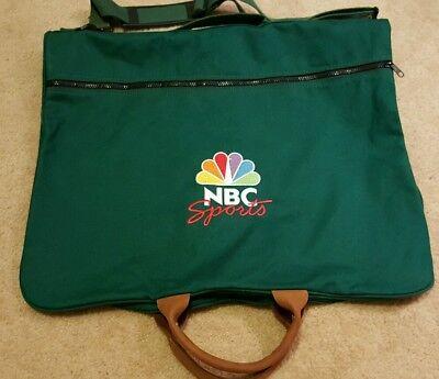 Vintage Nbc Sports Clothing Bag Super Rare Sample Vtg 90S Nba Basketball