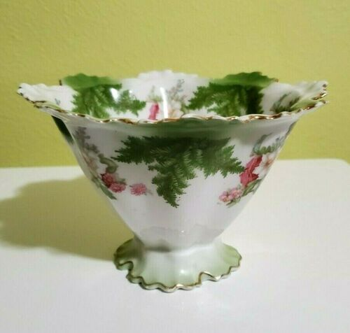 MZ Austria  Scalloped Bowl