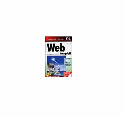 Web komplett: Der erfolgreiche Internetauftritt Gebundene Ausgabe – August 2000