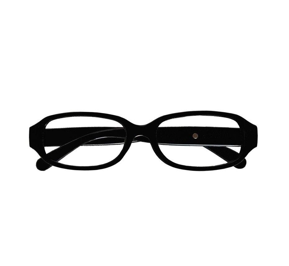 Herren Damen Lese Brille Sehe Hilfe +1 +1,5 +2,0 +2,5 +3,0 +3,5 dpt Glas Schwarz
