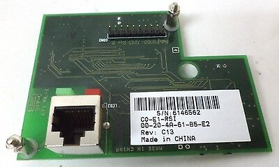 ETHERNET CARD FOR RSI HAND PUNCH 3000 & 4000 EN-200 OEM
