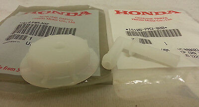 GENUINE Coolant Recovery Tank CAP & JOINT - 19102-PM5-A00 & 19106-PM3-000