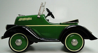 1920s Pedal Car Ford Rare Vintage Classic Metal Collector >READ FULL DESCRIPTION Classic Metal Pedal Car