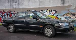 1992 Subaru Liberty Sedan Belgrave Yarra Ranges Preview