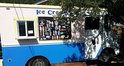 Used 1973 Ice Cream Truck..ready To Make Money..still In Operation